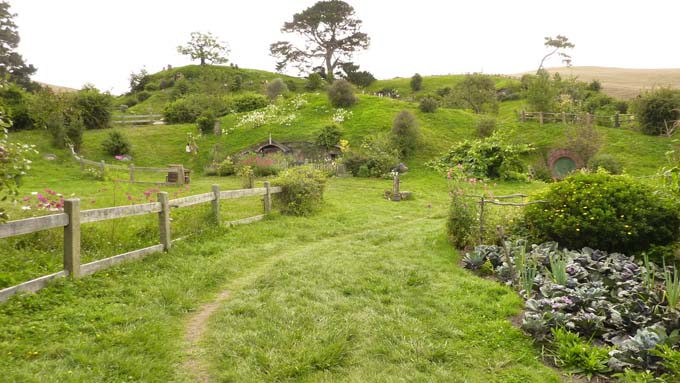 Welcome to the Shire!