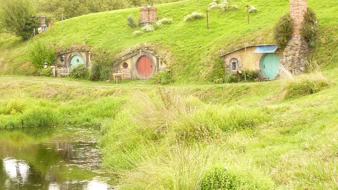 Hobbit Holes!