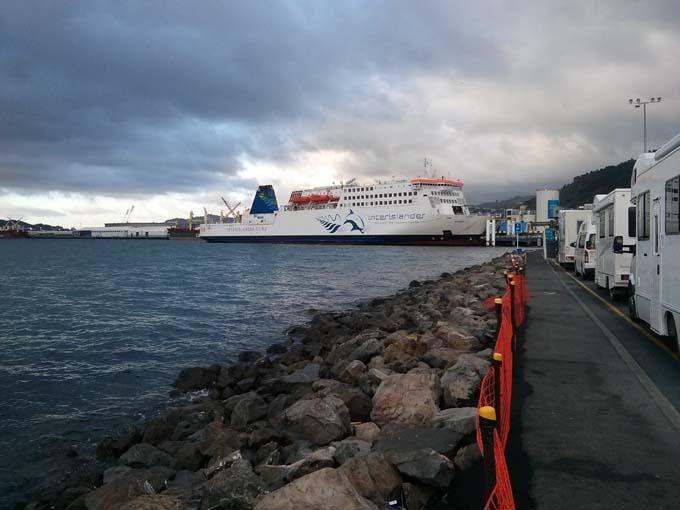 The Inter-Islander Ferry