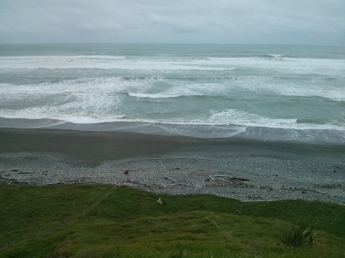 McCrackins Rest surfing conditions.