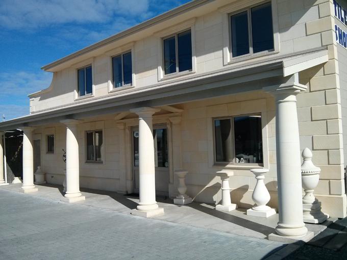 Dooley's Stone Masonry Headquarters
