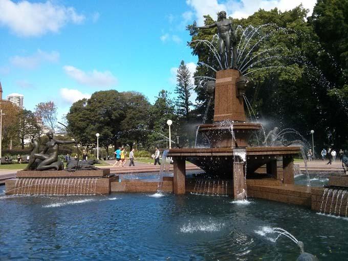Hyde Park Statue