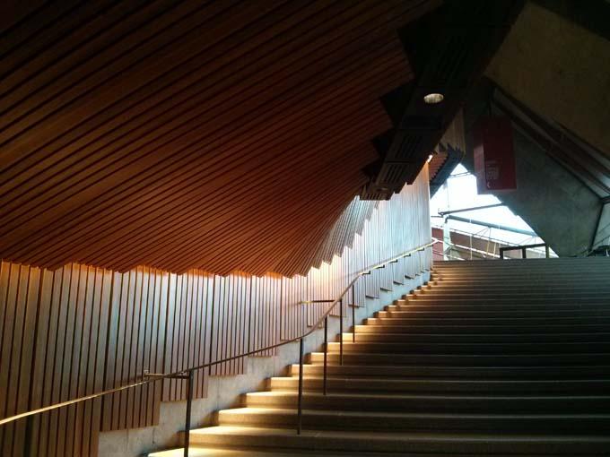 The Sydney Opera House Interior Pic