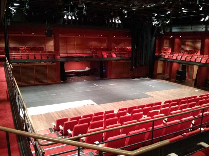 "The Sydney Opera House Stage ""The Studio"""