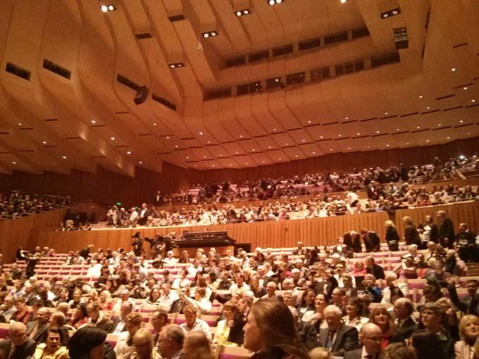 The Sydney Opera House Symphony Studio