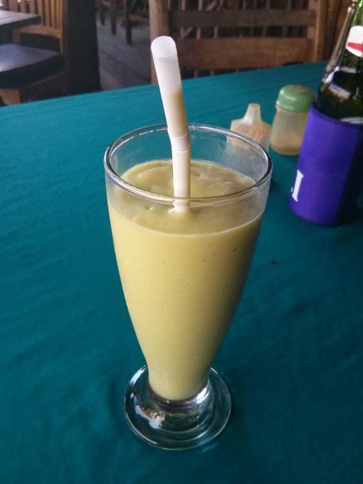 Bali-Fresh Avocado Juice