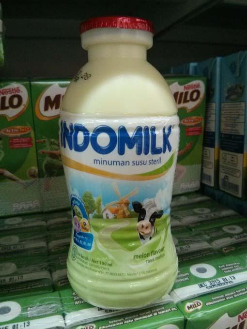 Bali-Melon Flavor Milk