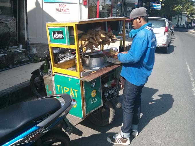 Bali-Nasi Campur Vendor