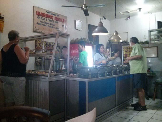 Bali-Warung Murah Restaurant