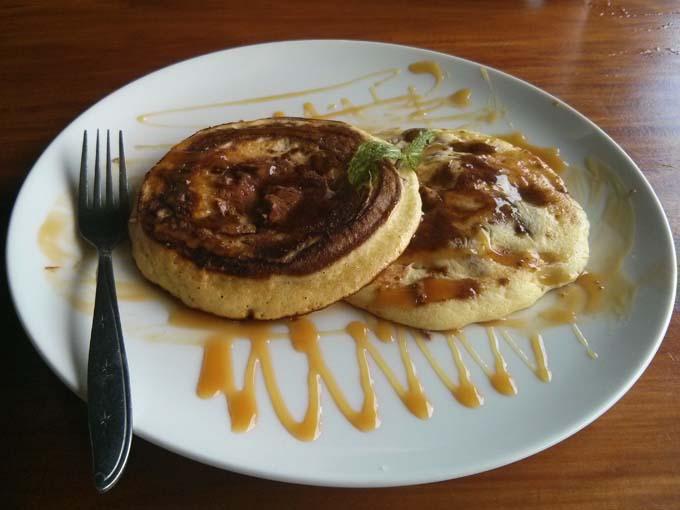 Bali-Ubud-Food-Cinnamin Pancakes