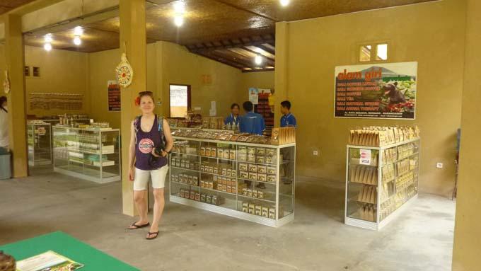Bali-Ubud-Food-Luwak Coffee-12