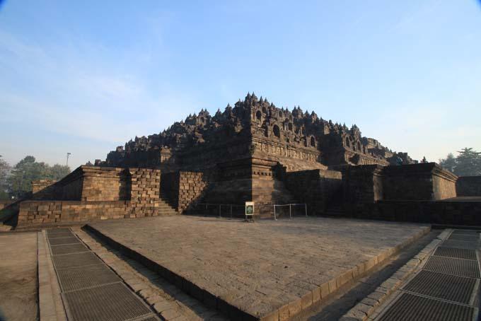 Indonesia-Borobudur Temple-01