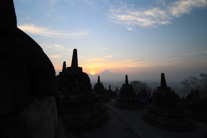 Indonesia-Borobudur Temple-02