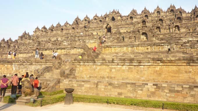 Indonesia-Borobudur Temple-11