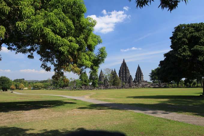 Indonesia-Prambanan Temple-02