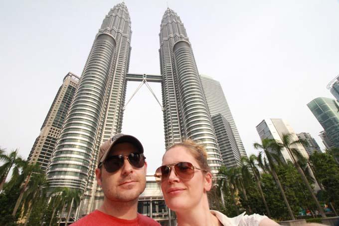 Malaysia-KL-Petronas Twin Towers-01