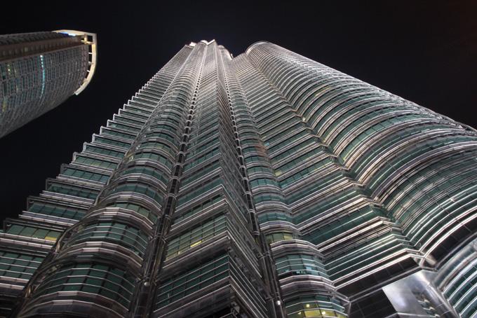 Malaysia-KL-Petronas Twin Towers-17