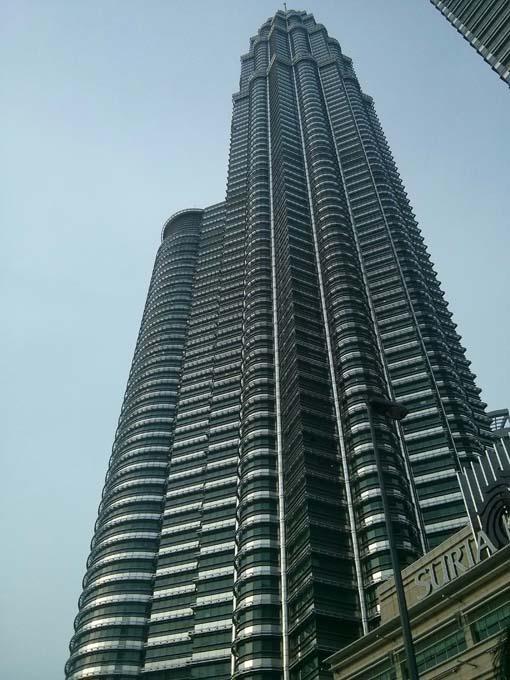 Malaysia-KL-Petronas Twin Towers-21