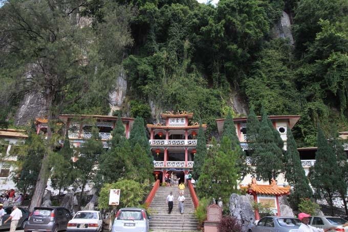 Malaysia-Perak Cave Temple-01