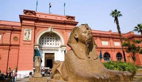 Egypt-Cairo Museum-00