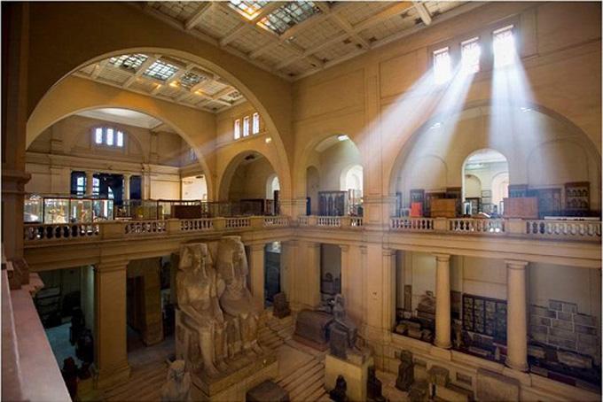 Egypt-Cairo Museum-01