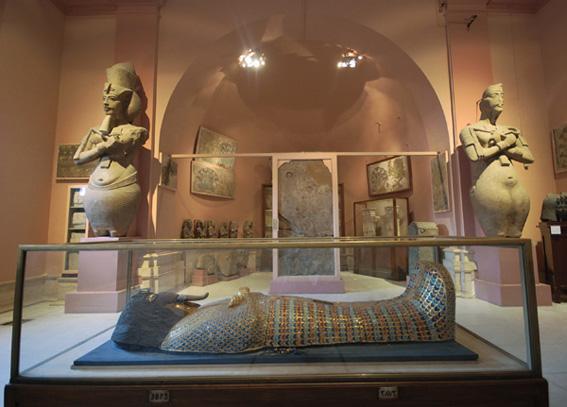 Egypt-Cairo Museum-03
