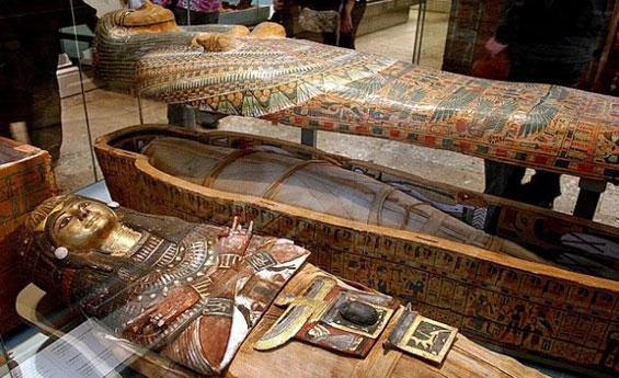 Egypt-Cairo Museum-04