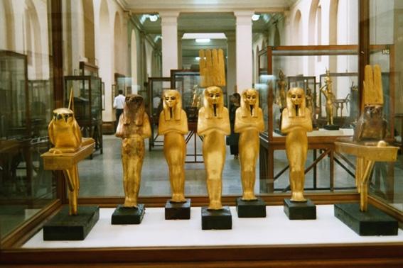 Egypt-Cairo Museum-06