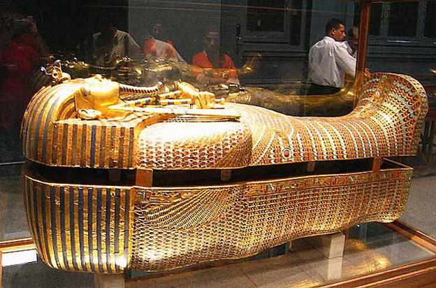 Egypt-Cairo Museum-14