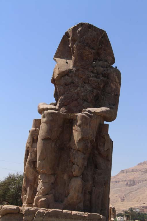 Egypt-Colossei Memnom-02