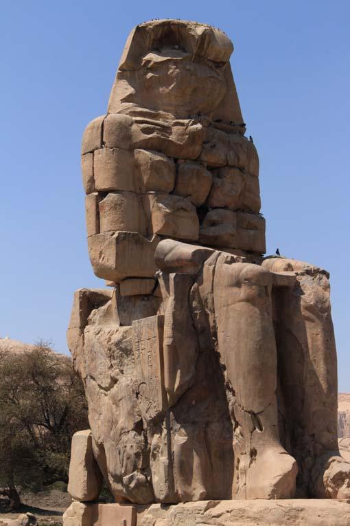Egypt-Colossei Memnom-03