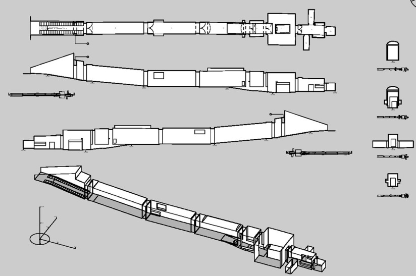 KV 2 - Rameses IV-1