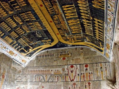 KV 2 - Rameses IV-3