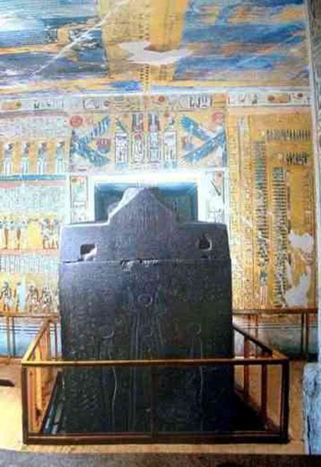 KV 2 - Rameses IV-5