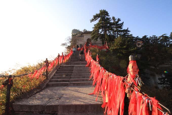 China-Huashan Mountain-059