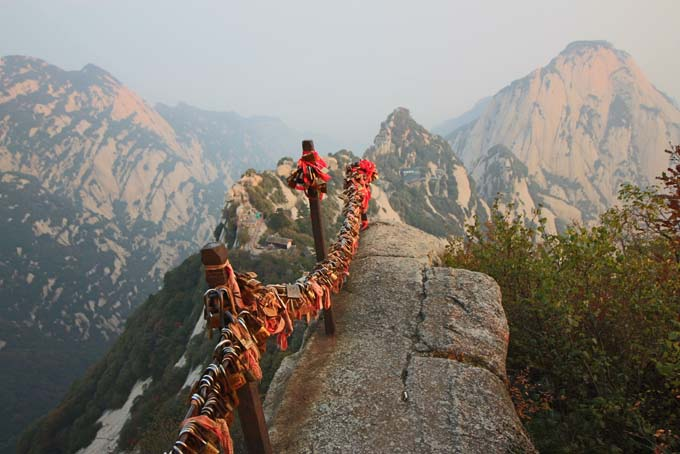 China-Huashan Mountain-060