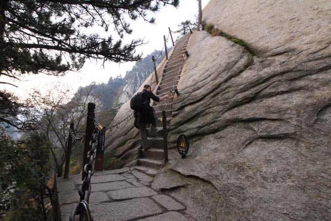 China-Huashan Mountain-061