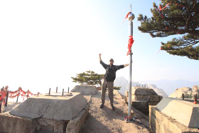 China-Huashan Mountain-069