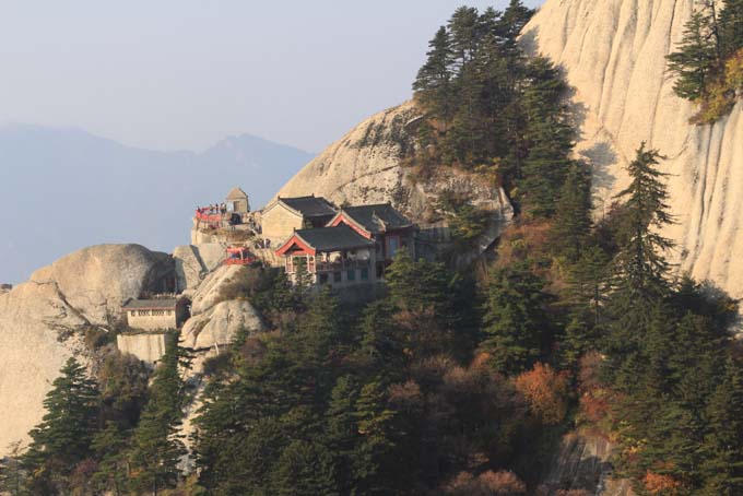 China-Huashan Mountain-075