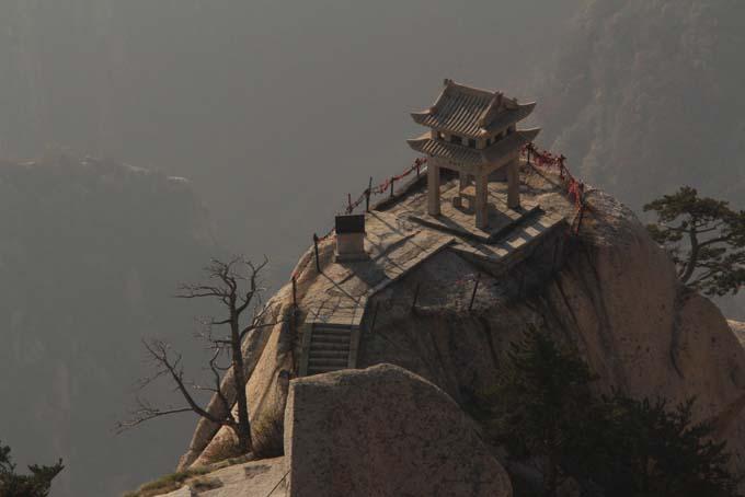 China-Huashan Mountain-080
