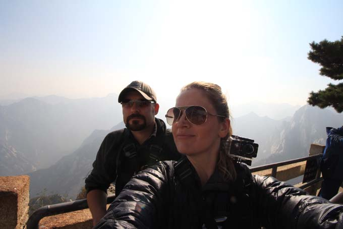 China-Huashan Mountain-081