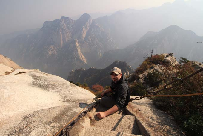 China-Huashan Mountain-082
