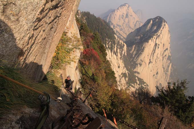 China-Huashan Mountain-084