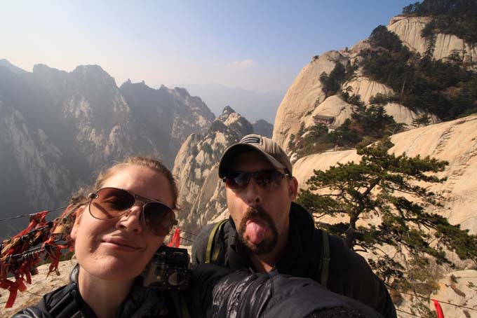 China-Huashan Mountain-097