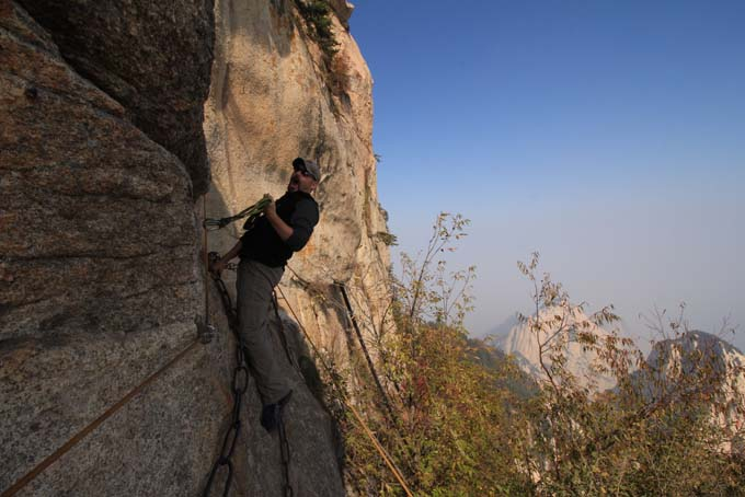 China-Huashan Mountain-106