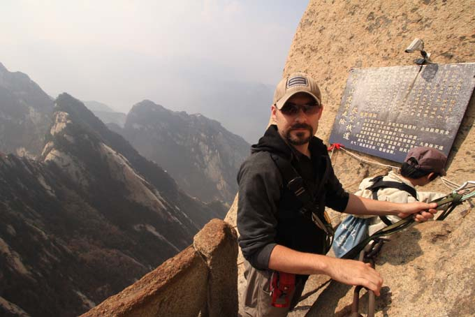 China-Huashan Mountain-115