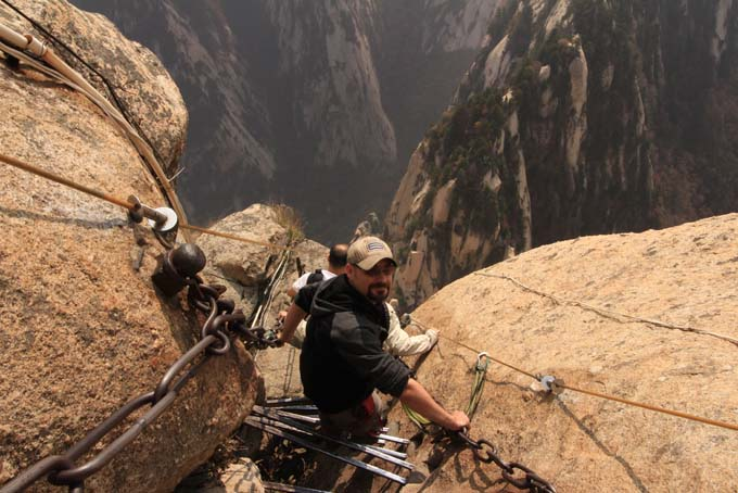 China-Huashan Mountain-119