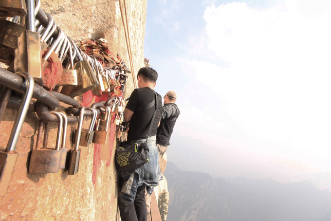 China-Huashan Mountain-141