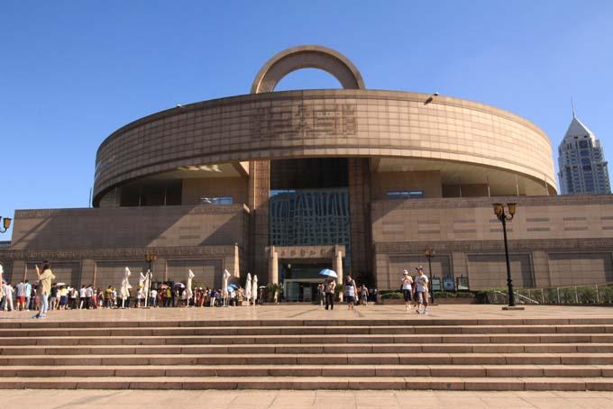 China-Shanghai Museum-001