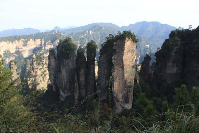 China-Zhangjiajie Park-071